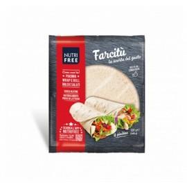 GLUTÉNMENTES NUTRI FREE FARCITÚ - TORTILLA LAP 120G