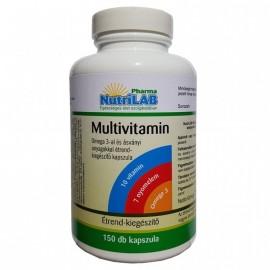 NUTRILAB MULTIVITAMIN OMEGA-3 150DB
