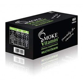SMOKE VITAMIN DIETARY SUPPLEMENT MULTIVITAMIN 60DB