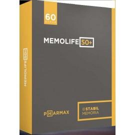 PHARMAX MEMOLIFE 50+ KAPSZULA 60DB