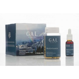 GAL MULTIVITAMIN ITS OUR LIFE 30DB