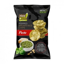 RICE UP CHIPS PESTO ÍZŰ 60 G