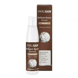 PARUSAN BRILLIANT BROWN SAMPON 150 ml