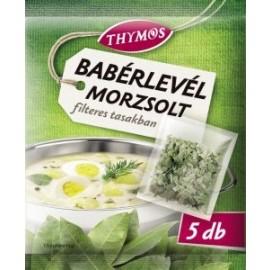 THYMOS BABÉRLEVÉL MORZSOLT-FILTERES 5g