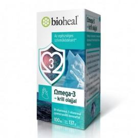 BIOHEAL OMEGA-3 KRILL OLAJJAL 100db