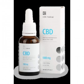 CBD olaj 1000 mg 30 ml