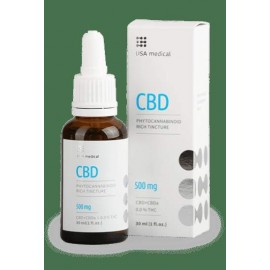 CBD olaj 500 mg 30 ml