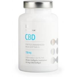 CBD drazsé 750 mg 30 db