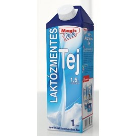 MAGIC MILK LAKTÓZMENTES UHT TEJ 1,5% 1000ML