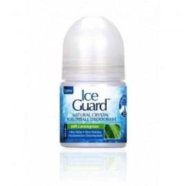 OPTIMA ICE GUARD KRISTÁLY GOLYÓS DEZODOR CITROMFŰ 50ML