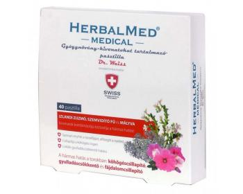 HERBALMED MEDICAL PASZTILLA 40DB
