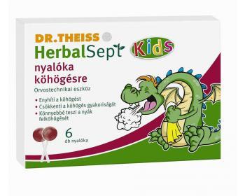 DR.THEISS HERBALSEPT NYALÓKA TOROKFÁJÁSRA 6DB