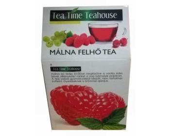 TEA TIME TEAHOUSE MÁLNA FELHŐ TEA 100G