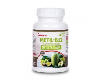 NETAMIN METIL-B12 VITAMINTABLETTA 60 db