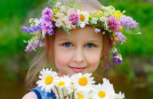 Bach virágok gyerekeknek