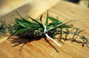 Bouquet garni (fűszercsokor)