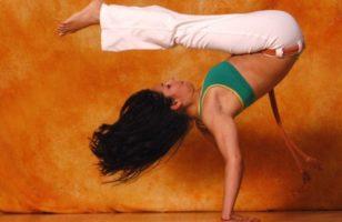 A kilók ellen: Capoeira