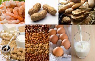Étel allergia és -érzékenység